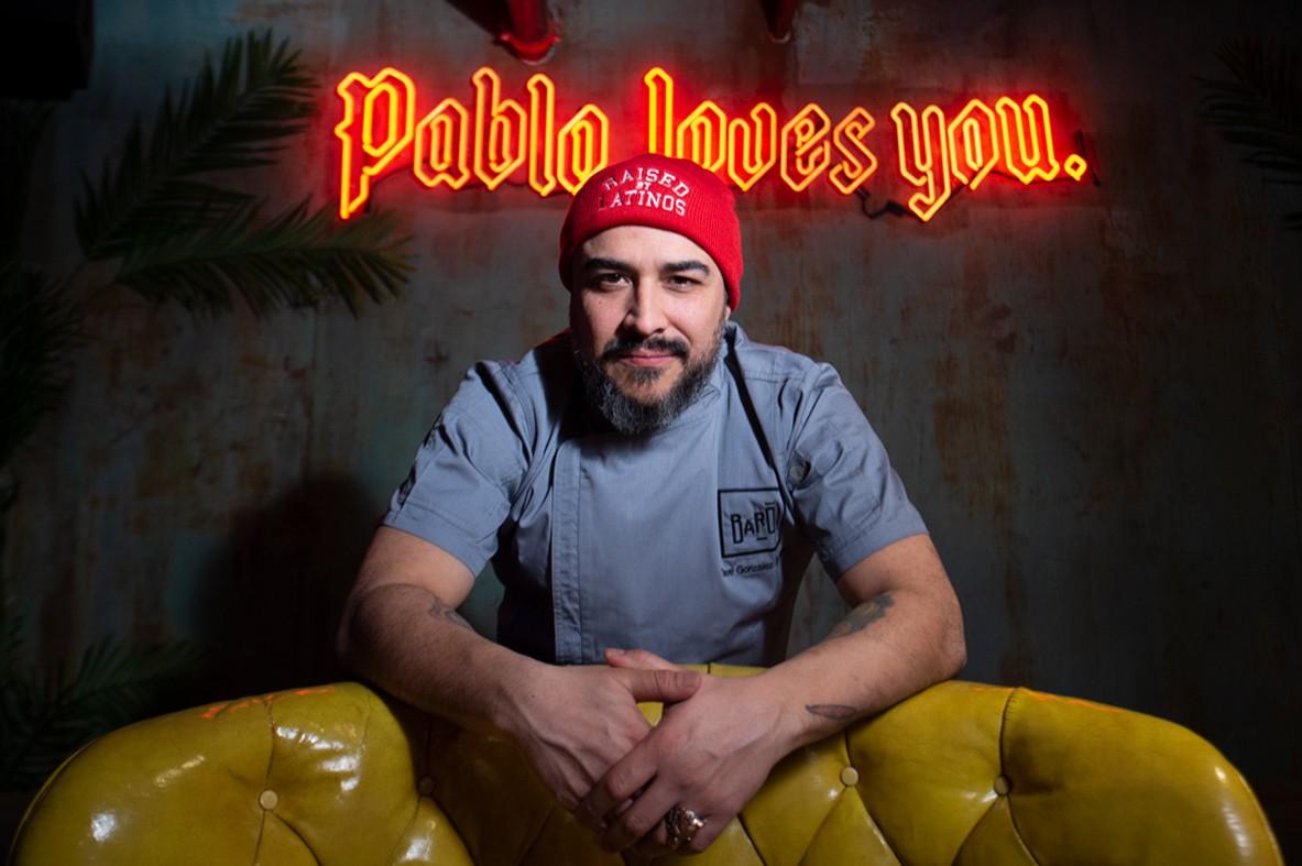 Steve Gonzalez Chef