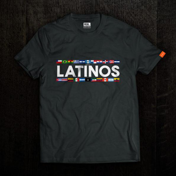 latinos-tee