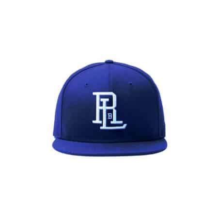 rbl athletics cap blue